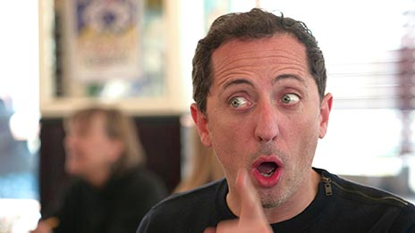 Jerry Seinfeld  &  Gad Elmaleh on Comedians in Cars Getting Coffee