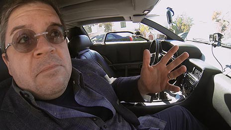 Jerry Seinfeld  &  Patton Oswalt on Comedians in Cars Getting Coffee