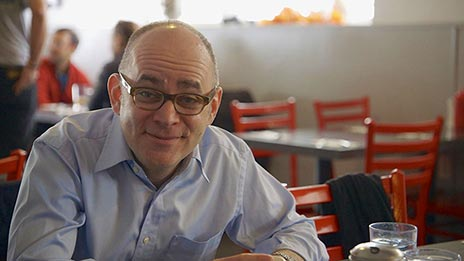 Jerry Seinfeld  &  Todd Barry on Comedians in Cars Getting Coffee