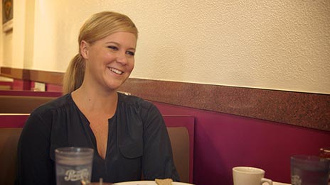 Jerry Seinfeld  &  Amy Schumer on Comedians in Cars Getting Coffee