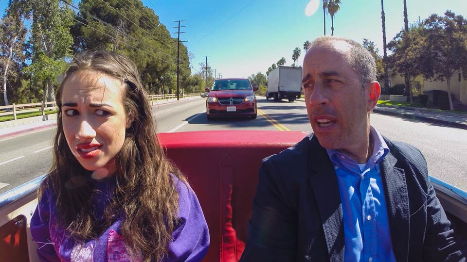 Guests On Comedians In Cars Getting Coffee